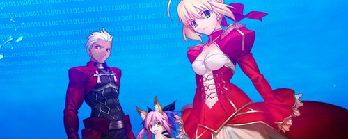 Fate/Extra release date, limited edition variant announced